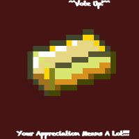 Butter Ingot Minecraft Pixel Art Minecraft Go...